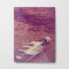 Bacardi Metal Print
