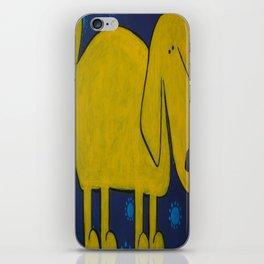 Yellow Dawg iPhone Skin