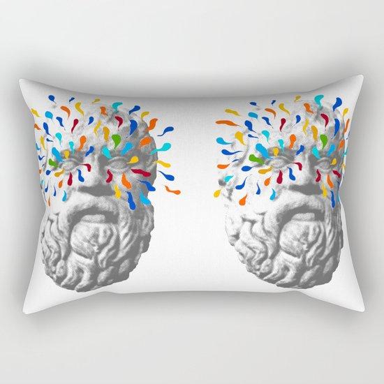 Imagination Running Wild Rectangular Pillow