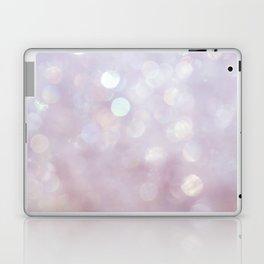 Bokeh Series - English Lavender Laptop & iPad Skin