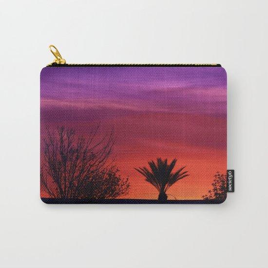 Desert SW Sunset Carry-All Pouch