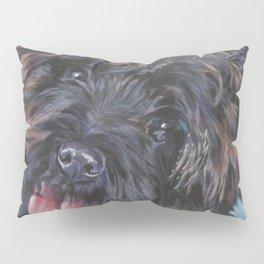 Beautiful Cairn Terrier from an original painting by L.A.Shepard Pillow Sham