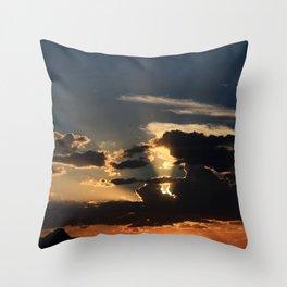 Amazing Arizona Sunsets III Throw Pillow