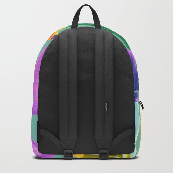 Tropical overload Backpack