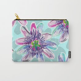 Passion for flowers Carry-All Pouch
