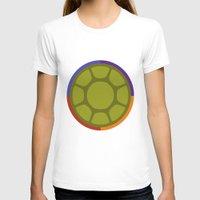 ninja turtle T-shirts featuring Ninja Turtle by R. Cuddi