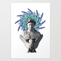 LIFECHANGES Art Print