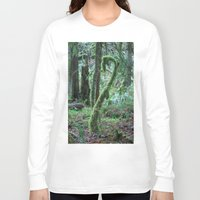 dr seuss Long Sleeve T-shirts featuring Dr. Seuss Tree by shamik