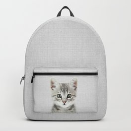 Kitten - Colorful Backpack