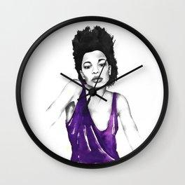 Karly Loyce Wall Clock