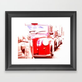 LONDON. Framed Art Print
