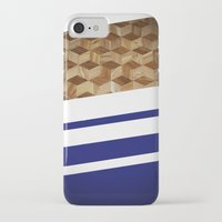 wooden iPhone & iPod Cases featuring Wooden  by Fox Industries