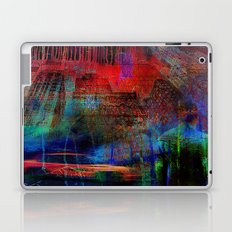 Live in an abstract city Laptop & iPad Skin