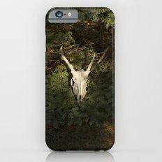 Found Skull Slim Case iPhone 6s