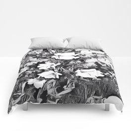 The Flowers Comforters