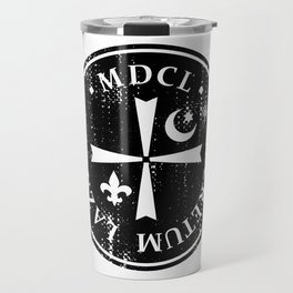 Knights Of Lazarus Discovery Of Witches Travel Mug