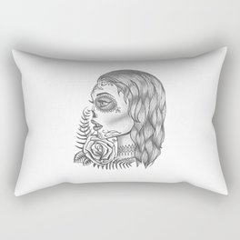 Departed Soul Rectangular Pillow