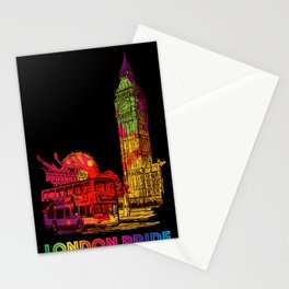London Pride 02 Stationery Cards