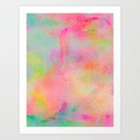 sunshine Art Prints featuring Sunshine by Georgiana Paraschiv