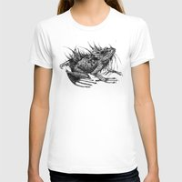 frog T-shirts featuring frog by Gemma Tegelaers