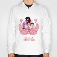 steven universe Hoodies featuring Steven Universe by Madoca