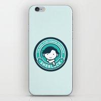 sherlock iPhone & iPod Skins featuring Sherlock by mydeardear