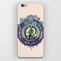buddhism iPhone & iPod Skins featuring Tree of Knowledge by DebS Digs Photo Art