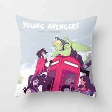 Style > Substance Throw Pillow
