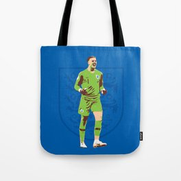 Jordan Pickford - Hand Picked Tote Bag