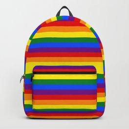Rainbow Gay Pride Flag Backpack