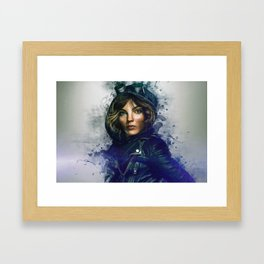 Selina Kyle Framed Art Print