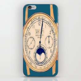 Old Watch iPhone Skin