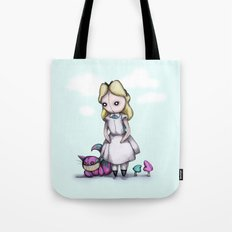 Plush Alice Tote Bag