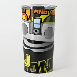 DJ Roomba: Back From the Dead and Tearing It Up! Travel Mug
