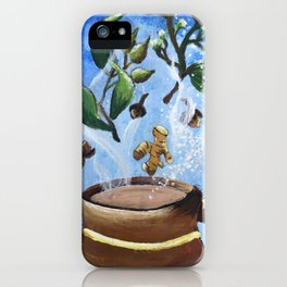 Master of the Chai Arts iPhone Case