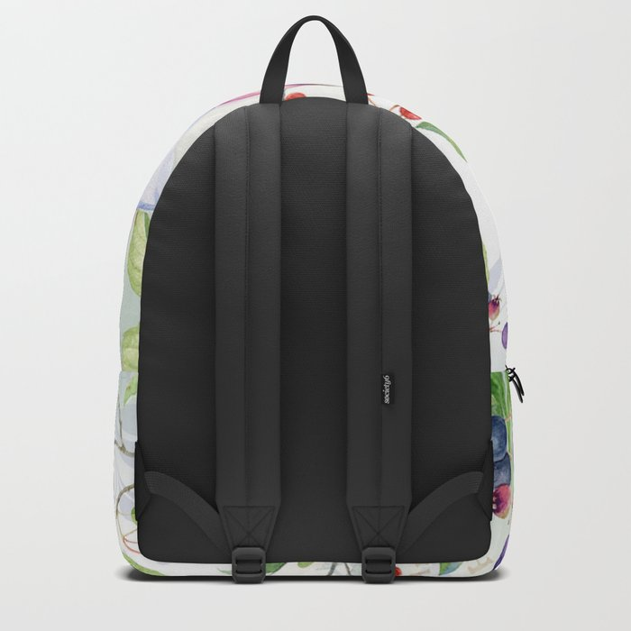 Winter animal #7 Backpack