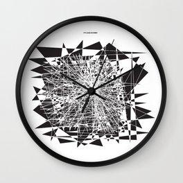 It's Loud! Wall Clock
