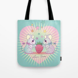 cute mice Tote Bag