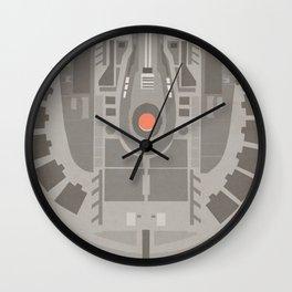 Star Trek NX - 01 Refit Wall Clock