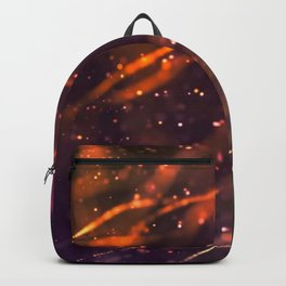 Holiday abstract Backpack