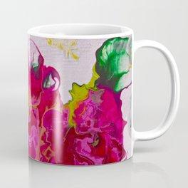 Inviting iris Coffee Mug