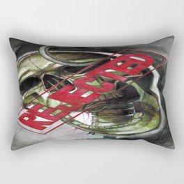 Feeling rejected? This picture is for you. Rectangular Pillow