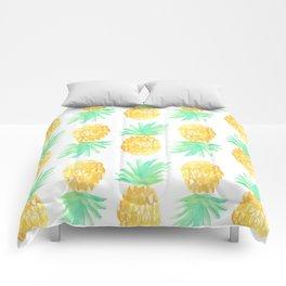 Salty Pineapple Comforters