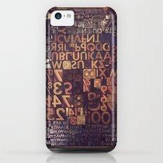 Typecase 1 iPhone 5c Slim Case