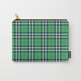 Tartan Plaid Carry-All Pouch