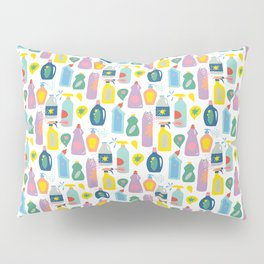 Cleaning Day Pillow Sham