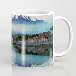 Yoshida Hiroshi - Yamanaka Lake - Digital Remastered Edition Coffee Mug