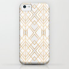 Golden Geo iPhone 5c Slim Case