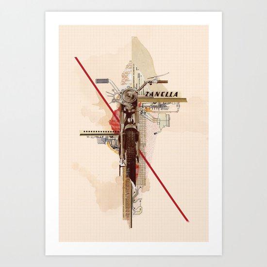 Zanella Art Print