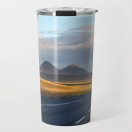 The Lonely Road Travel Mug